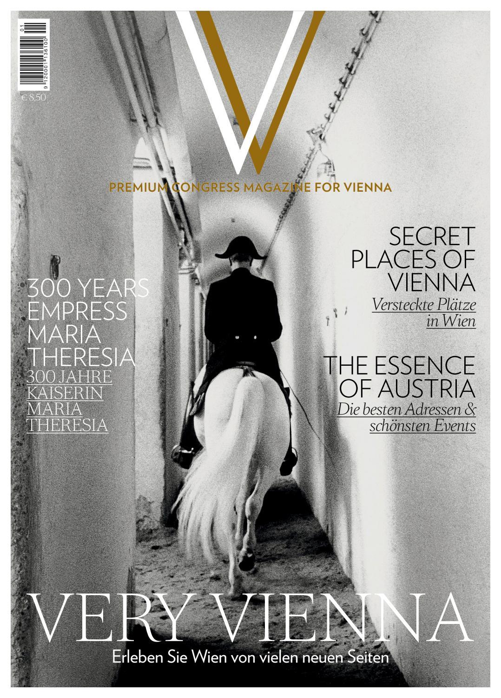 Very Vienna - Premium Congress Magazine for Vienna by ...