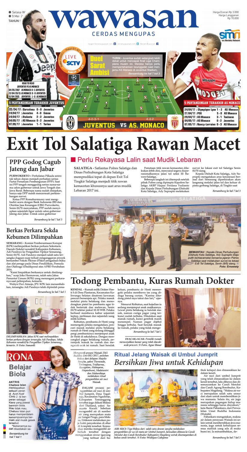 Wawasan 09 Mei 2017 By Koran Pagi Issuu Kopibubuk Robusta Toko Rezeki Akumandiri Malang