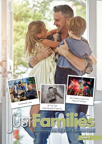 a673caf0d6 Just for Families Issue 5 by Forces   Corporate Publishing Ltd - issuu