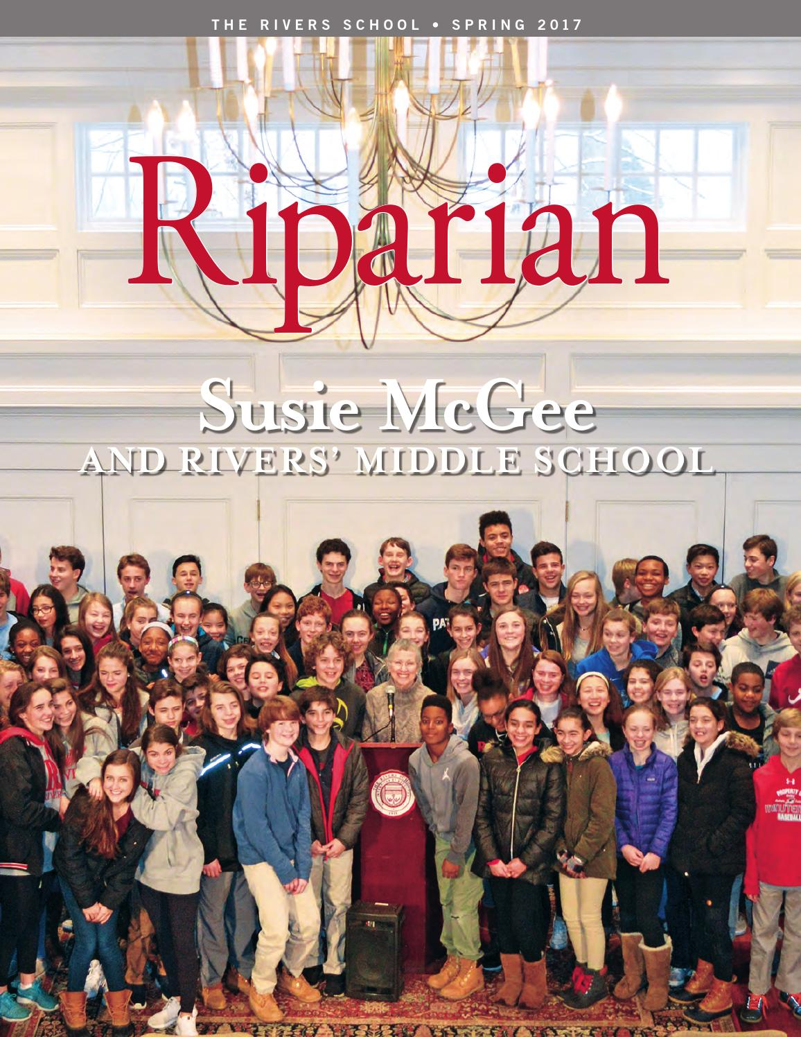 The Riparian Spring 2017 By The Rivers School Issuu