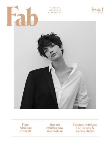 Fab - Fashion, Lifestyle & Business - English