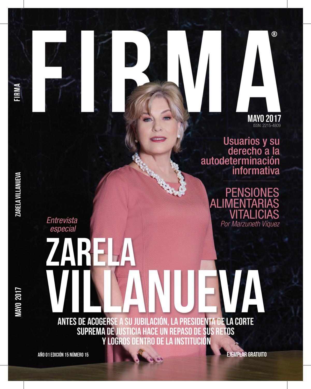 FIRMA Mayo 2017 by Revista FIRMA - issuu