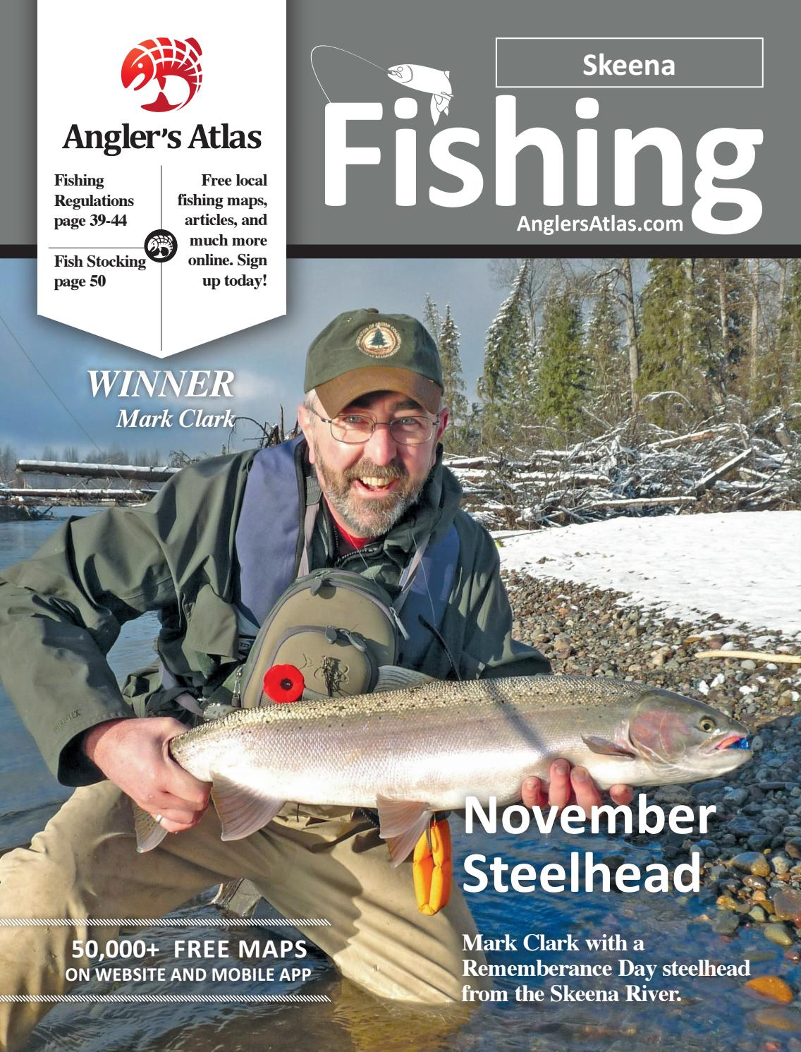 Skeena fishing 2017 by anglers atlas issuu sciox Image collections
