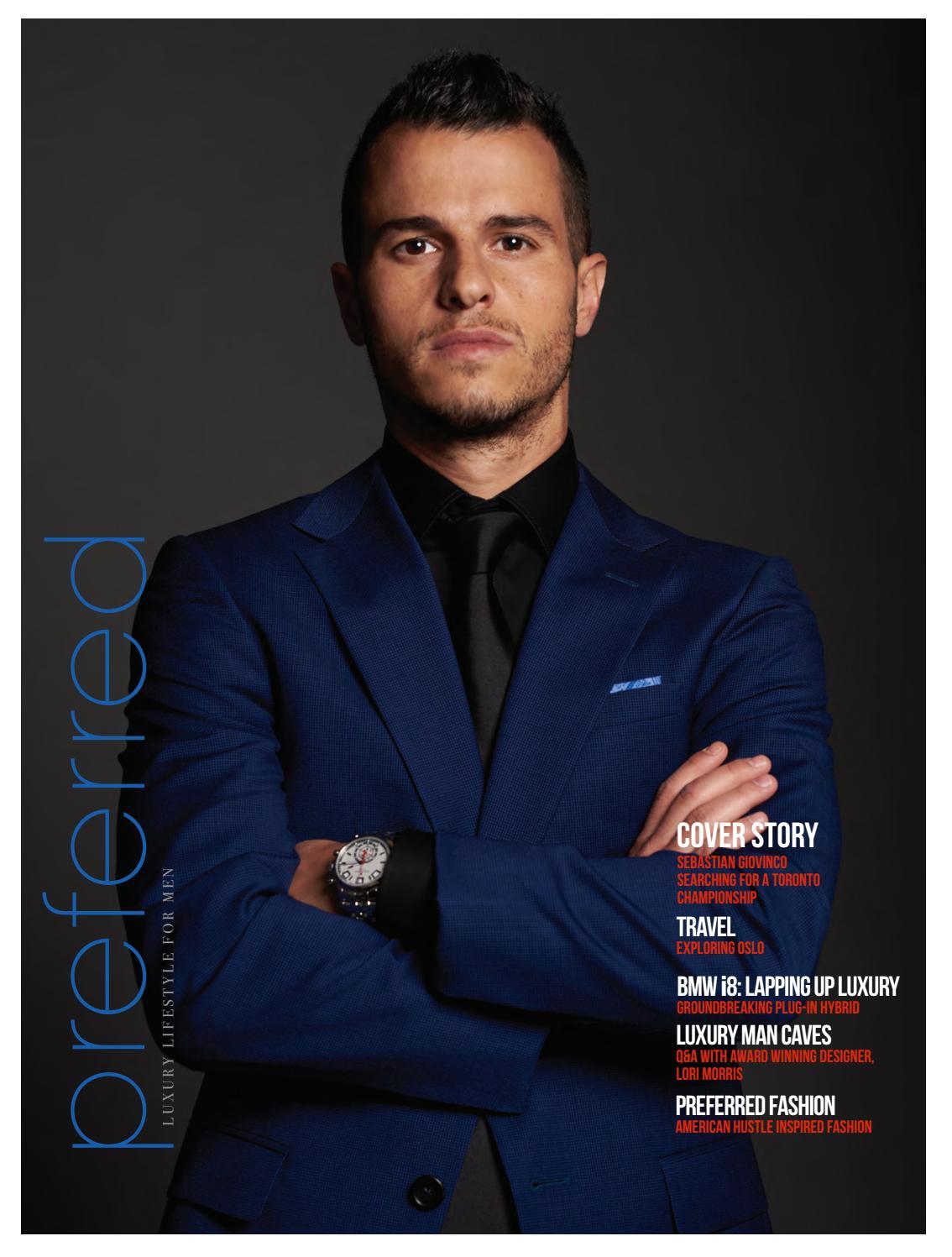 Preferred Magazine Spring Issue by PreferredMagazine