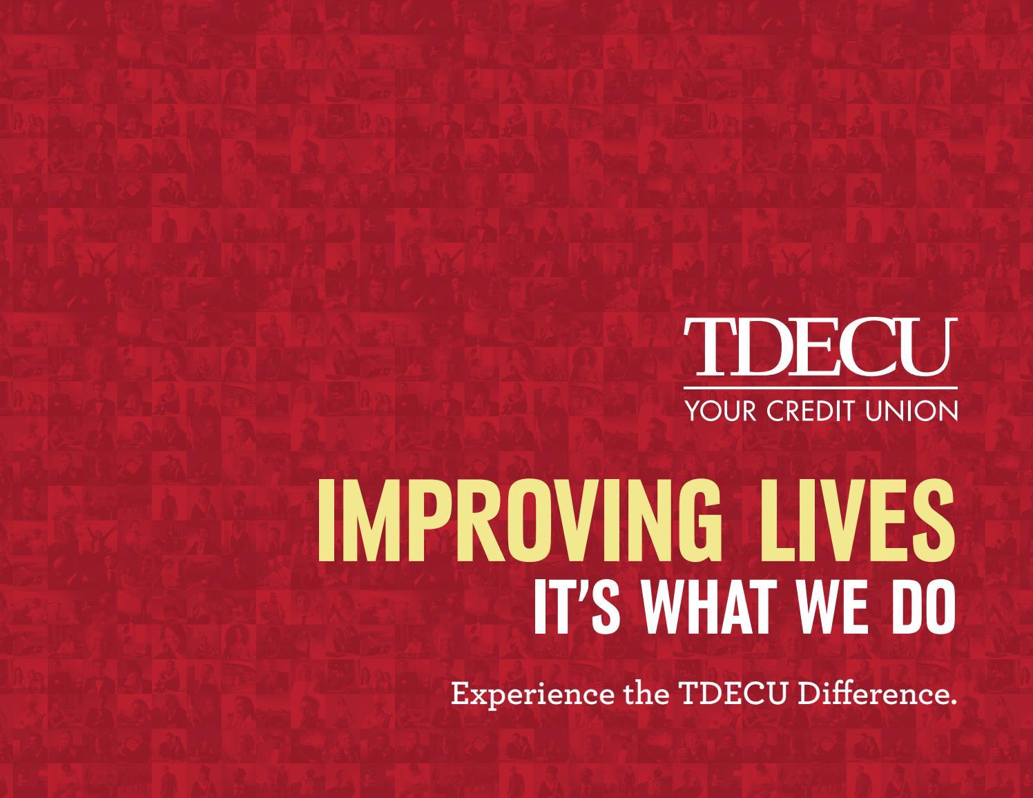 tdecu multi lines of business by tdecumarketing