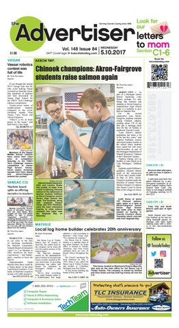 82e120691 Tca 5 10 17 all pages by Tuscola County Advertiser - issuu
