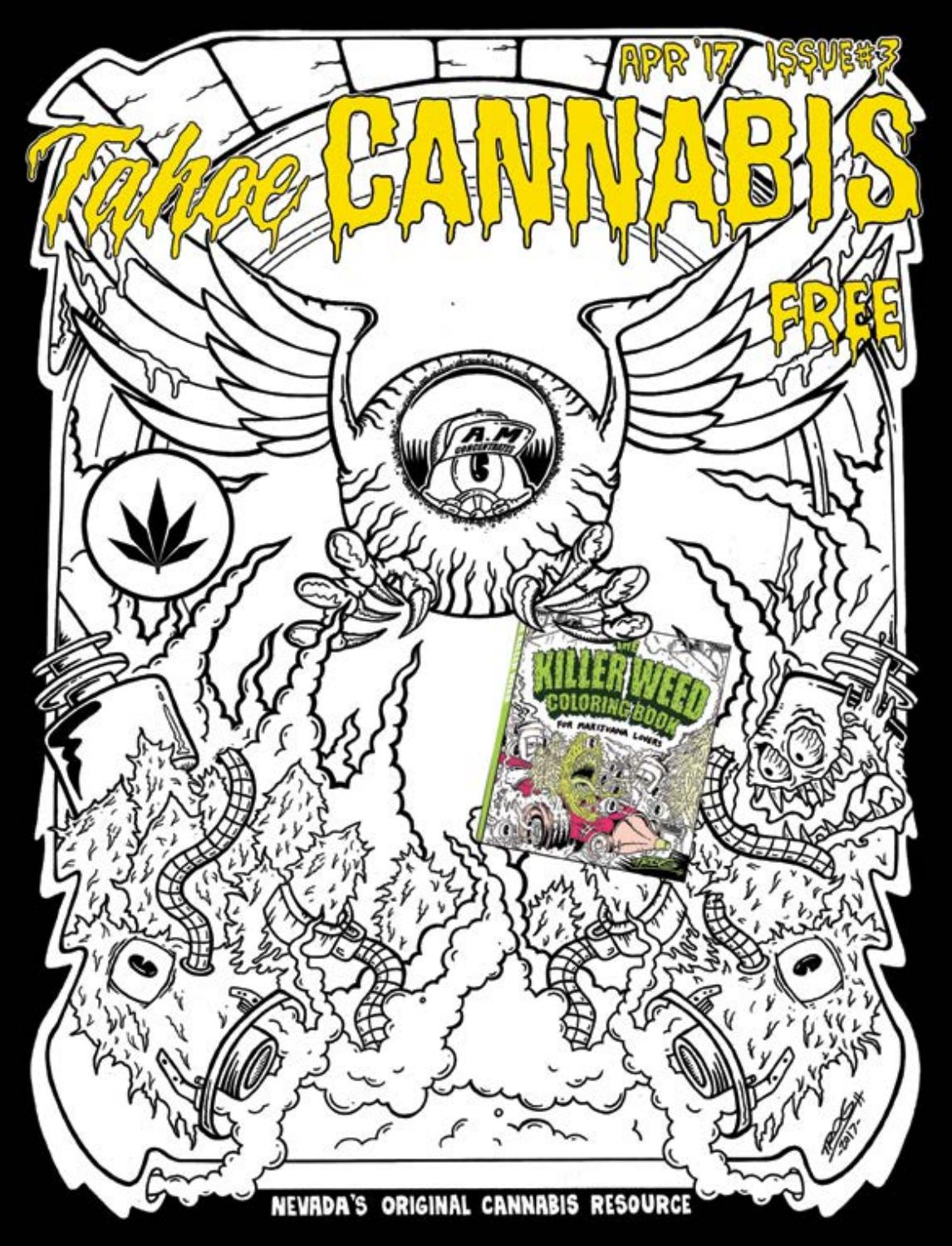 Tahoe Cannabis Magazine by Vegas Cannabis Magazine - issuu