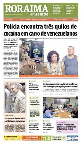 718d63851 Jornal roraima em tempo – edição 624 by RoraimaEmTempo - issuu