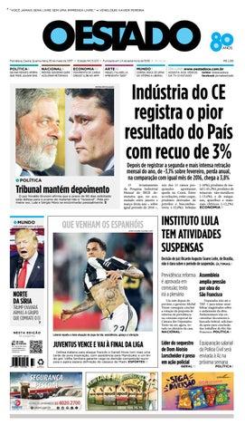 10 05 2017 -Edição 23020 by Jornal O Estado (Ceará) - issuu 726512b694
