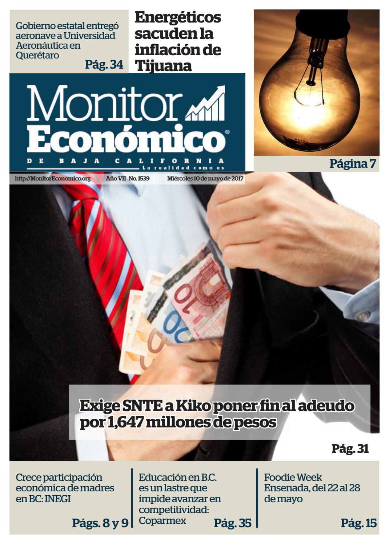 10 mayo 2017 by Grupo Multimedia Frontera Norte - issuu