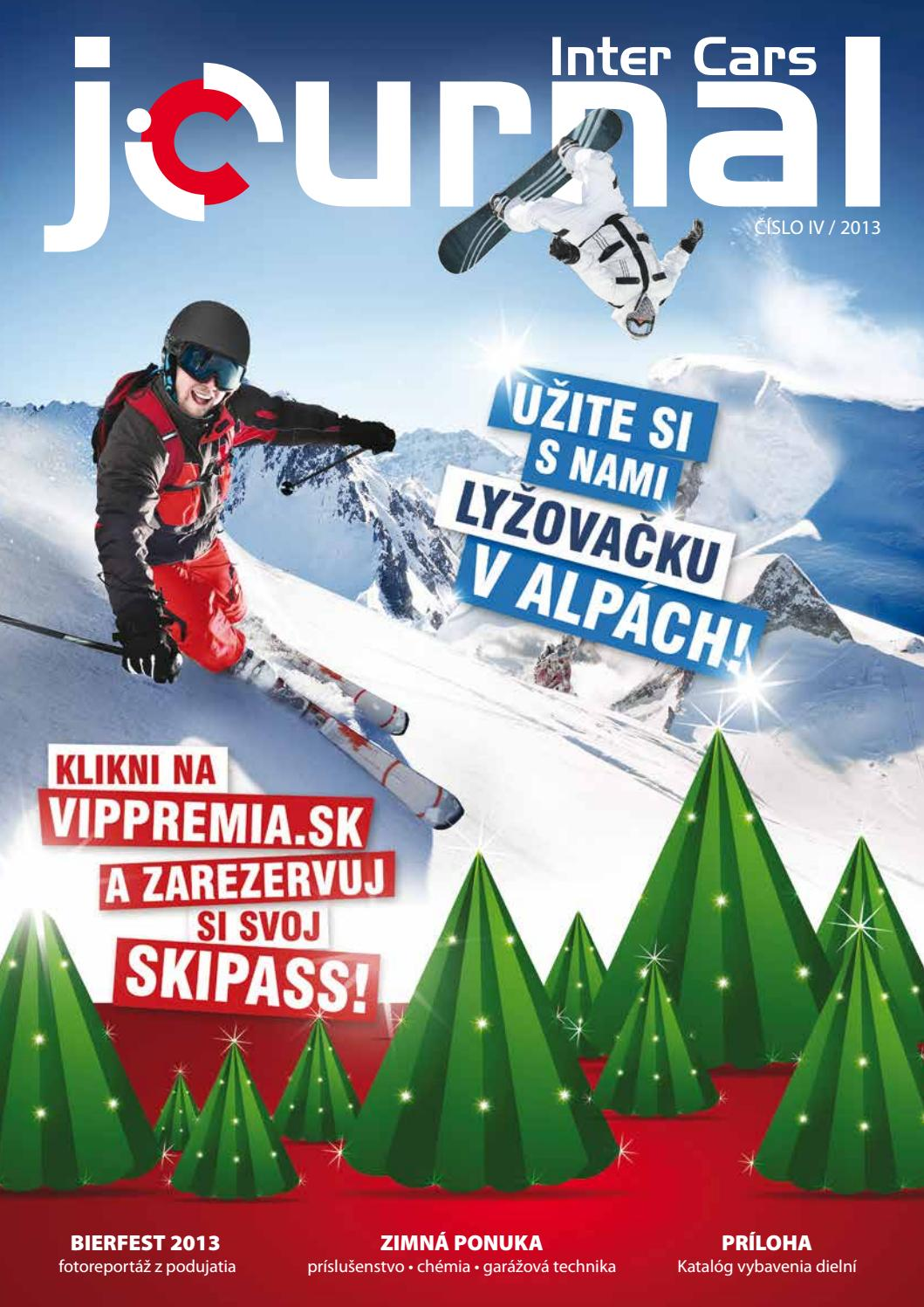 IC JOURNAL 4 2013 by Inter Cars Slovenská republika - issuu 8e3ef19a2f0