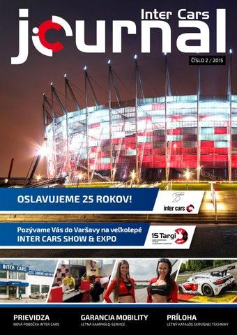 dc3ebb179 IC JOURNAL_2/2015 by Inter Cars Slovenská republika - issuu