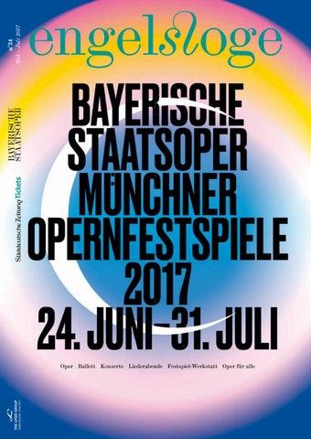engelsloge No. 34 | 05/2017 by Bayerische Staatsoper - issuu