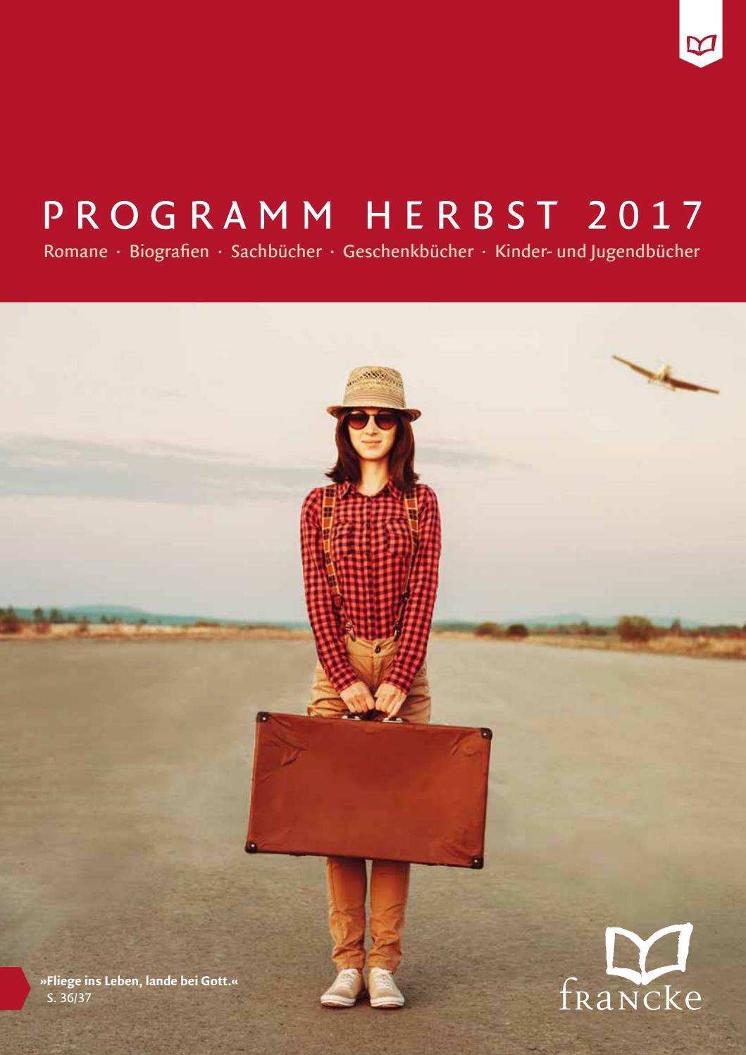 Vorschau Herbst 2017 – Verlag der Francke-Buchhandlung by Kathrin ...