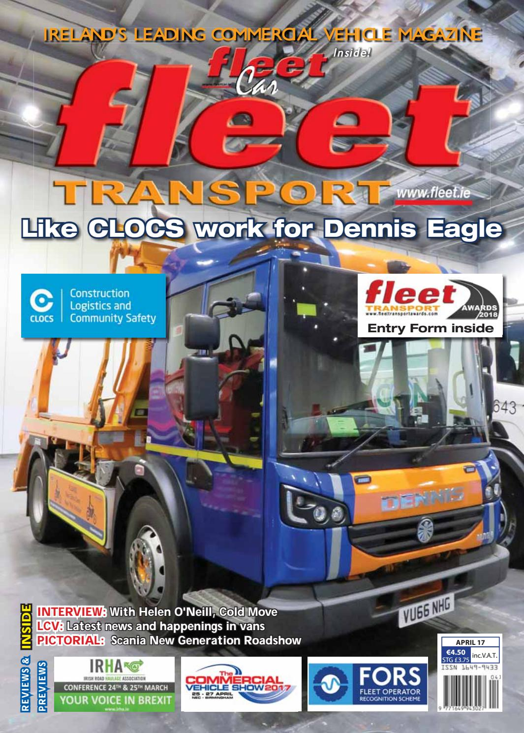Fleet transport april17 by Fleet Transport - issuu