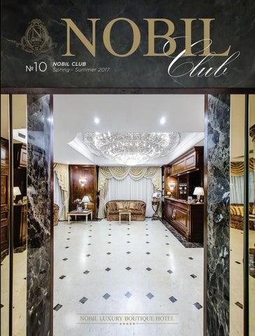 Spring Summer Edition Of Nobil Club Magazine By Nobil Luxury