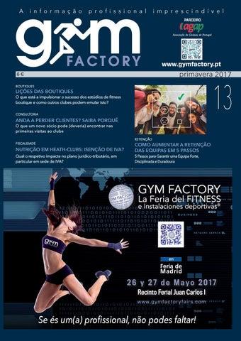bb25b7d7004 Gym Factory Gestão nº13 by Gym Factory Magazine - issuu