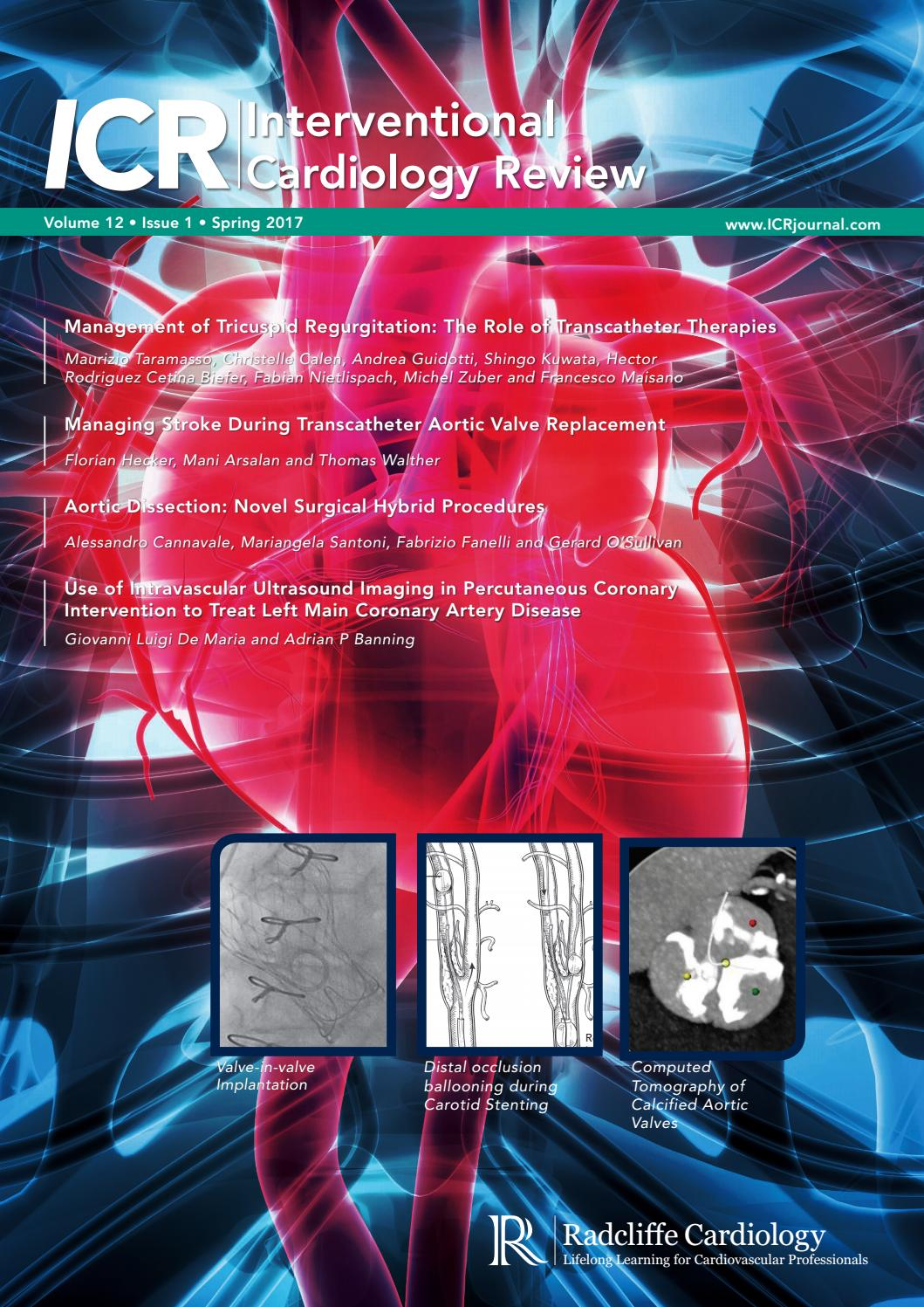 ICR 12 1 by Radcliffe Cardiology - issuu