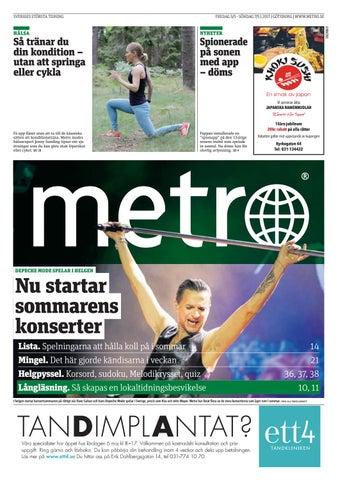 49c50140188b 20170505_se_goteborg by Metro Sweden - issuu
