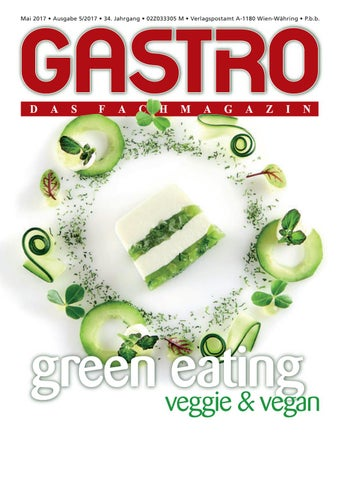 GASTRO das Fachmagazin 05/17 by GASTRO das Fachmagazin - issuu