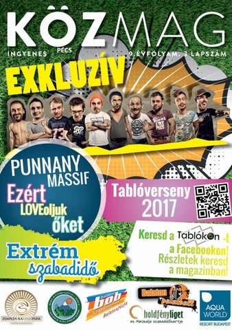 "Cover of ""Közmag Tavasz Pécs"""