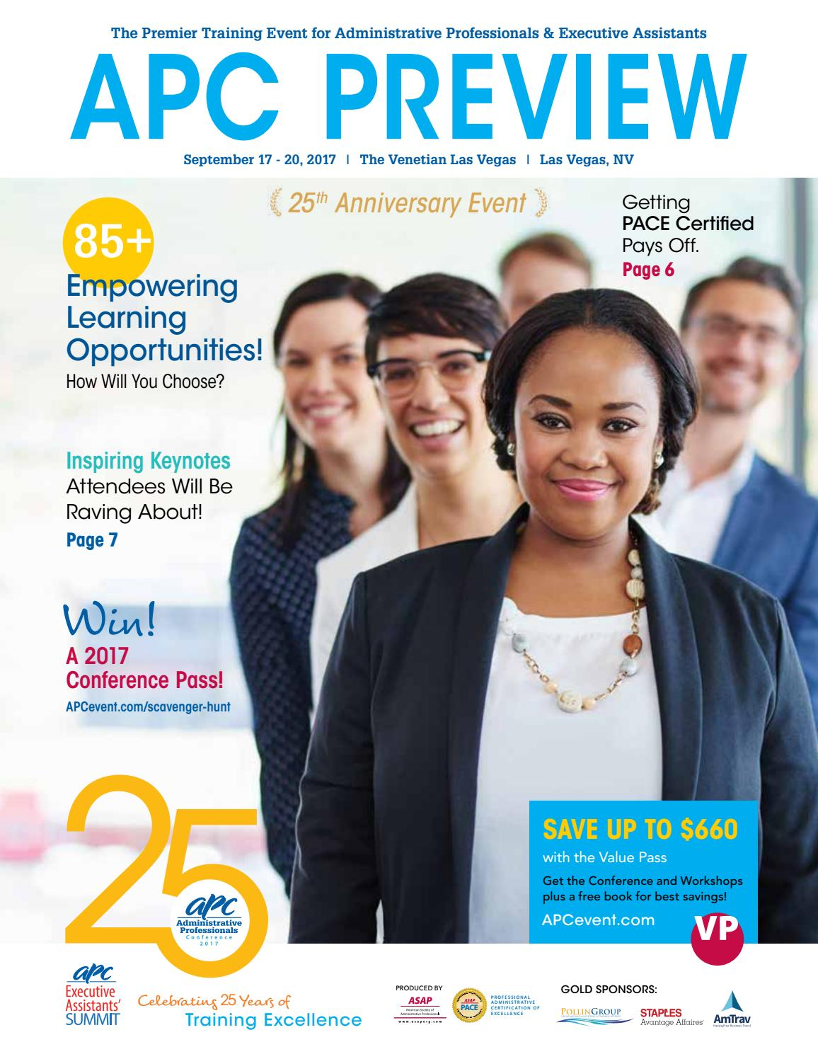Apc 2017 conference preview by diversified communications issuu fandeluxe Images