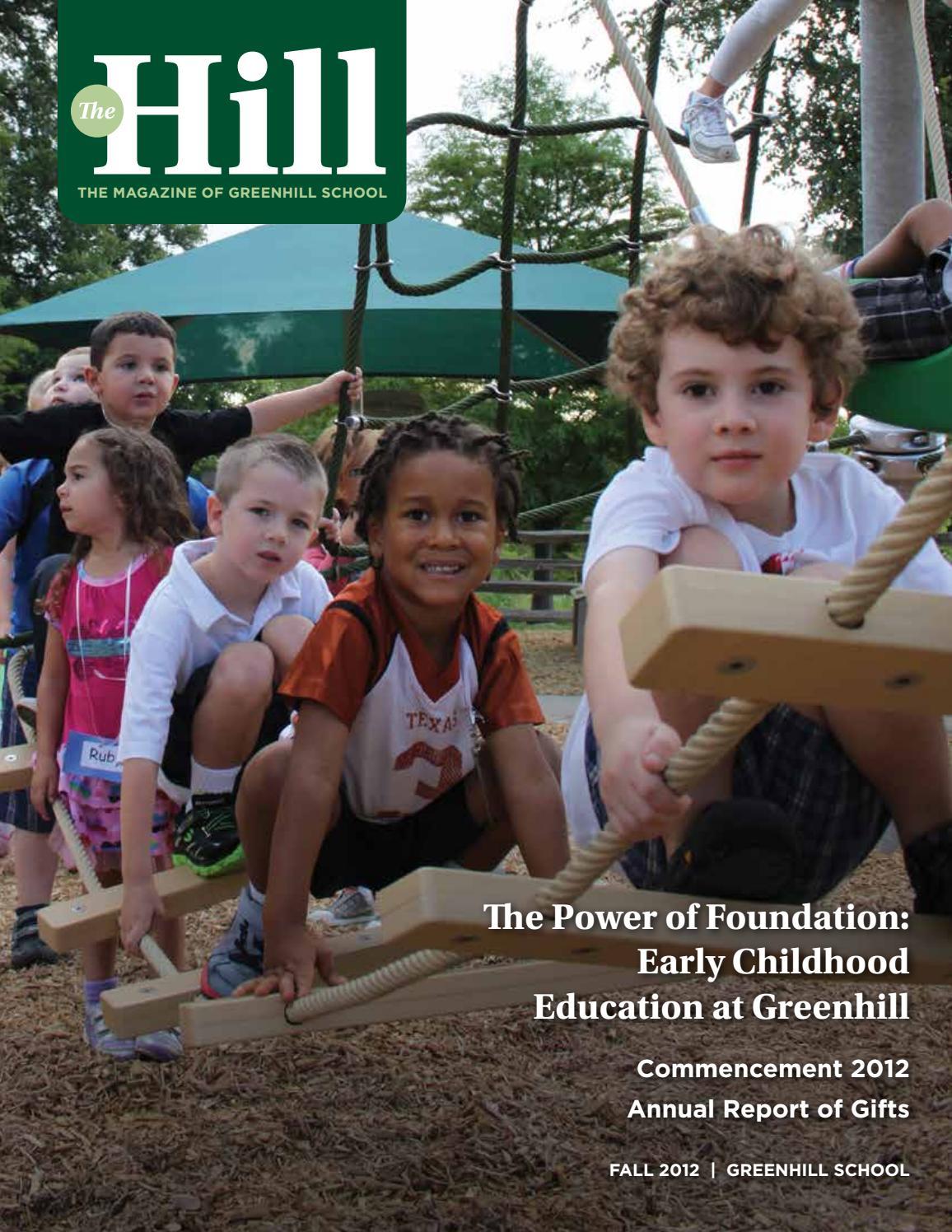 Greenhill community center
