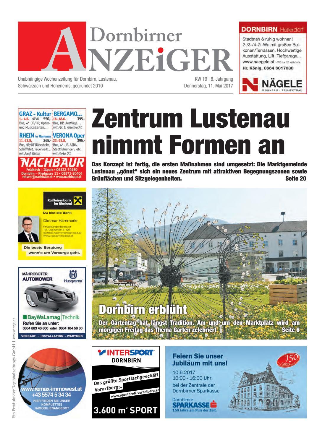 Sonstige Dienstleistungen in Lustenau - zarell.com