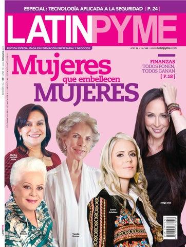 Edición Latinpyme No. 144