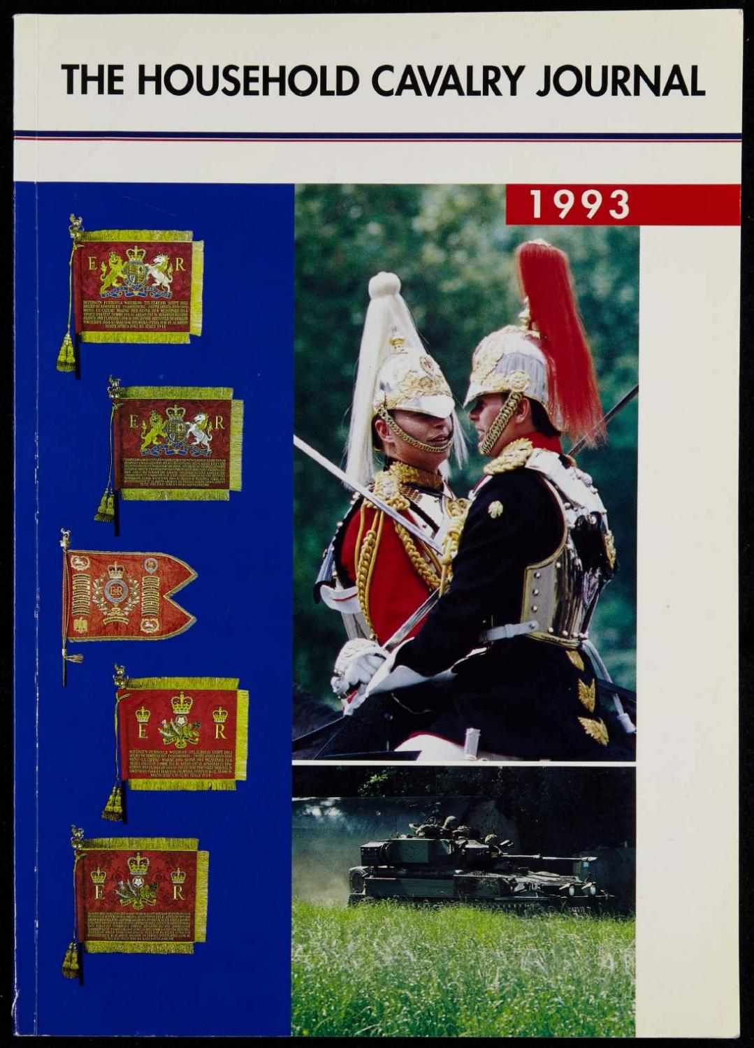 H Cav Journal 1993 Complete By Rhg D Reg Sec Issuu