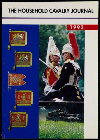 H cav journal 1993 complete by RHG/D Reg Sec - issuu