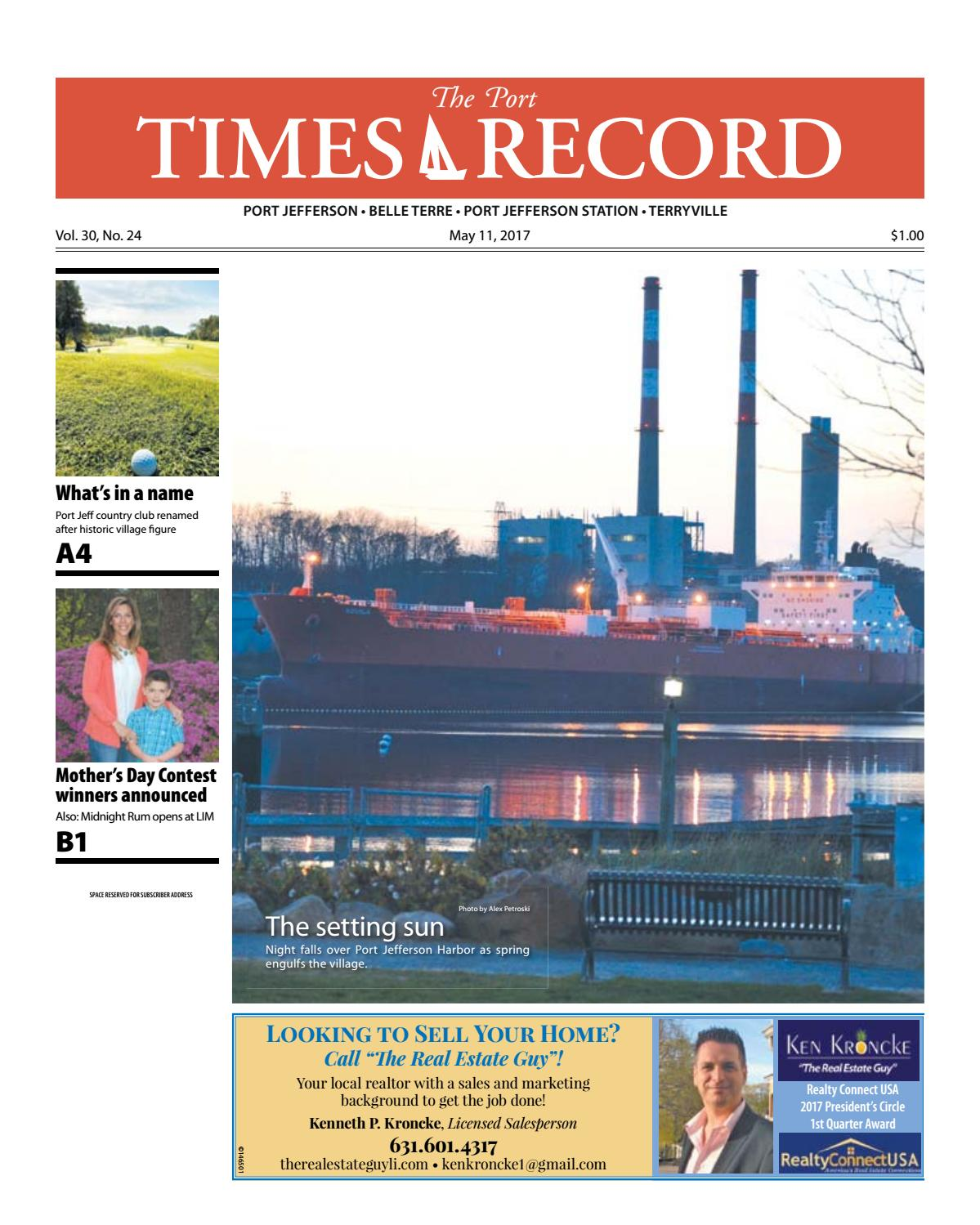 The Port Times Record - May 11, ...