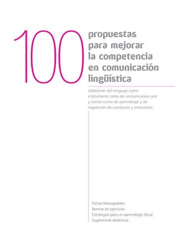 100 estrategias para mejorar las competencias lingüísticas by ROSA ...