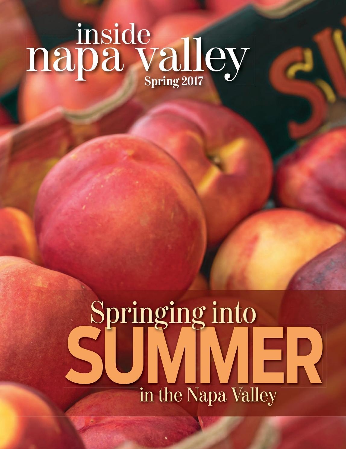 inside napa valley - spring 2017napa register - issuu