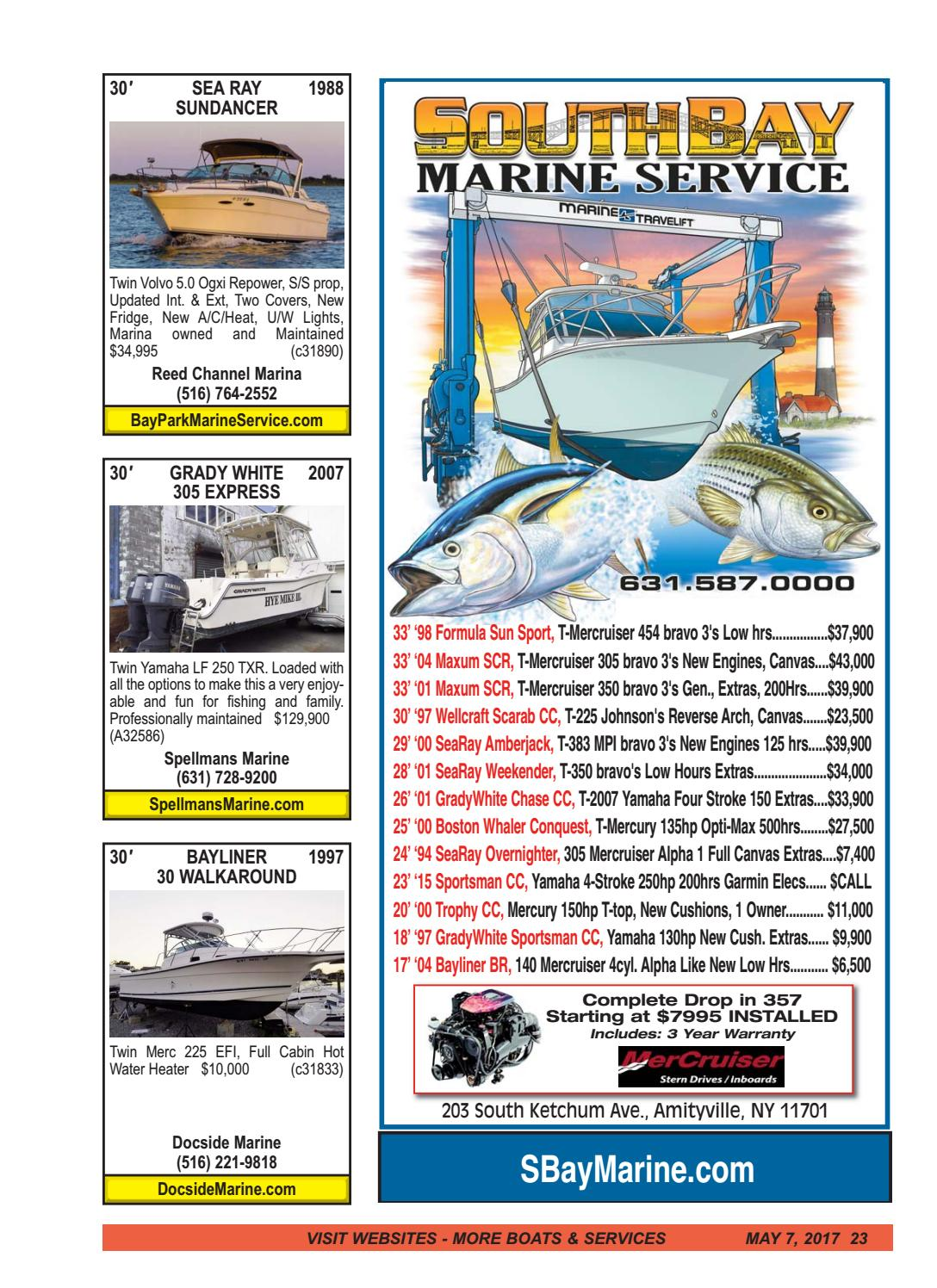 May 7, 2017 boats 4 sale magazine by Boats4Sale com Media