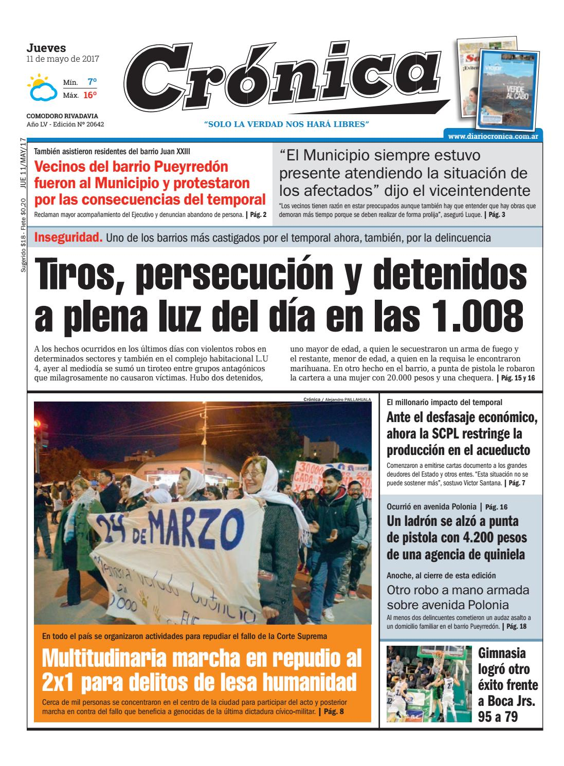 055872aaced7ed2becdaacf870751906 by Diario Crónica - issuu