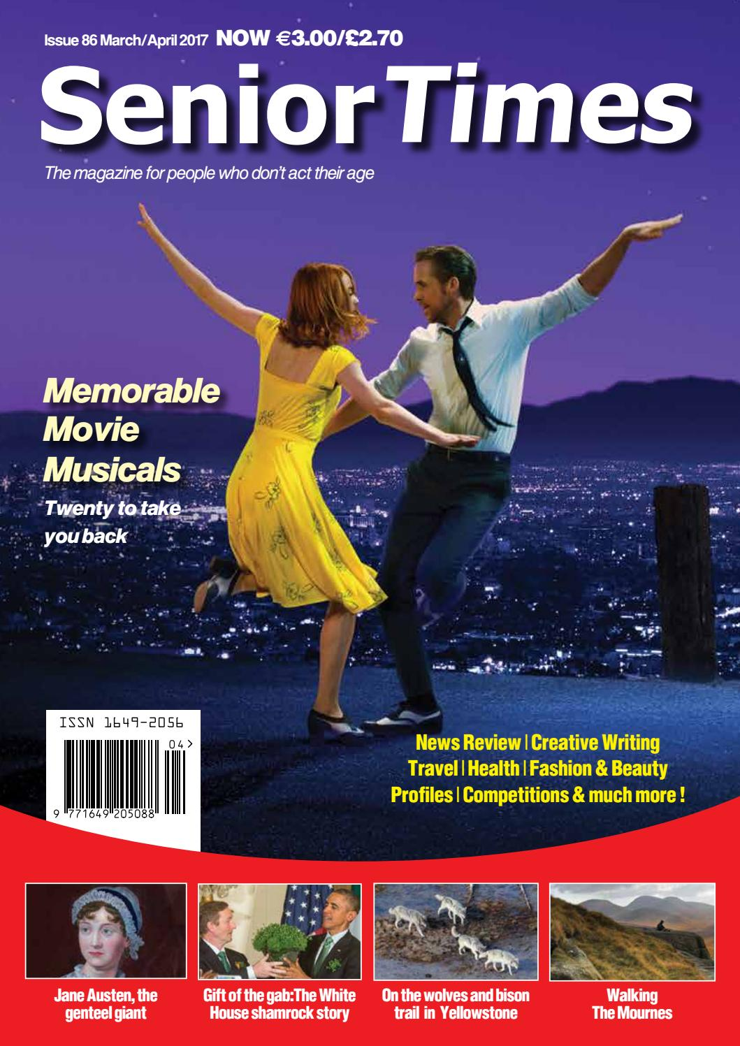 Senior Times Magazine March/April 2017 by Senior Times