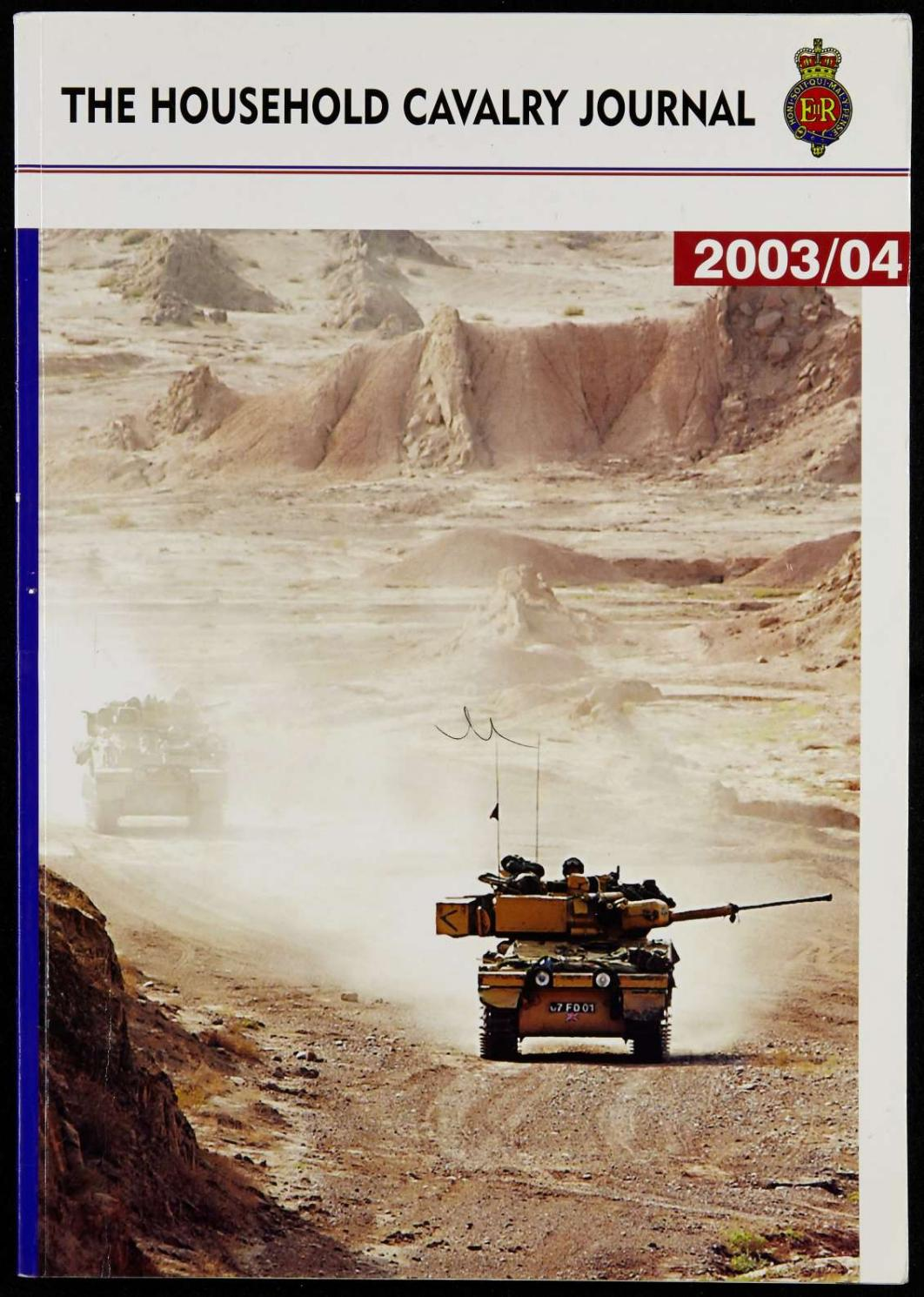H cav 2003 2004 complete by