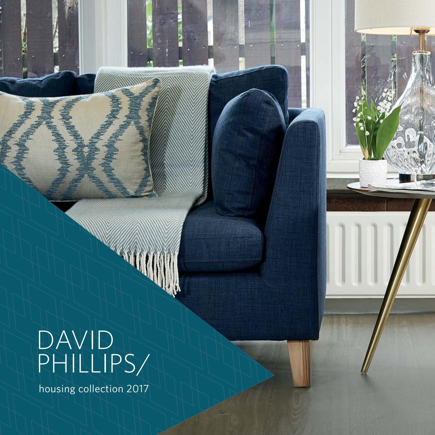 David phillips housing catalogue 2017 by david phillips for Phillips furniture