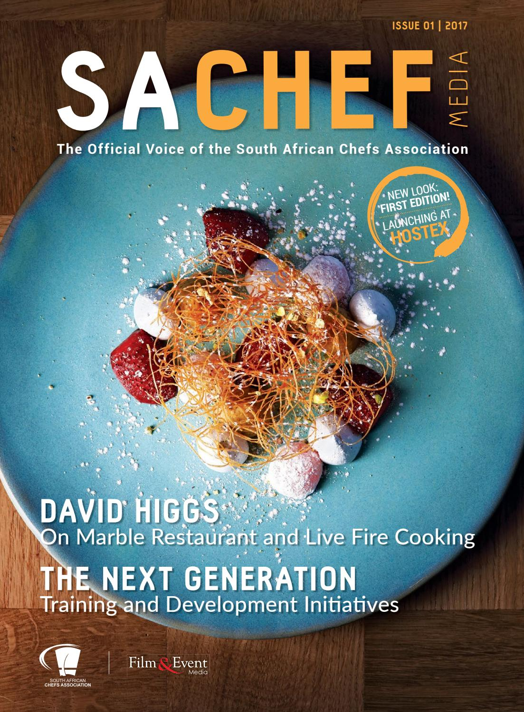 sa chef magazine issue 1, 2017film & event media - issuu