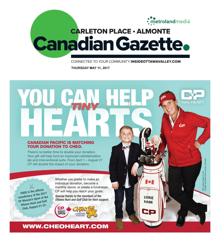 cadac30eedec Carletonplacealmonte051117 by Metroland East - Almonte Carleton Place  Canadian Gazette - issuu
