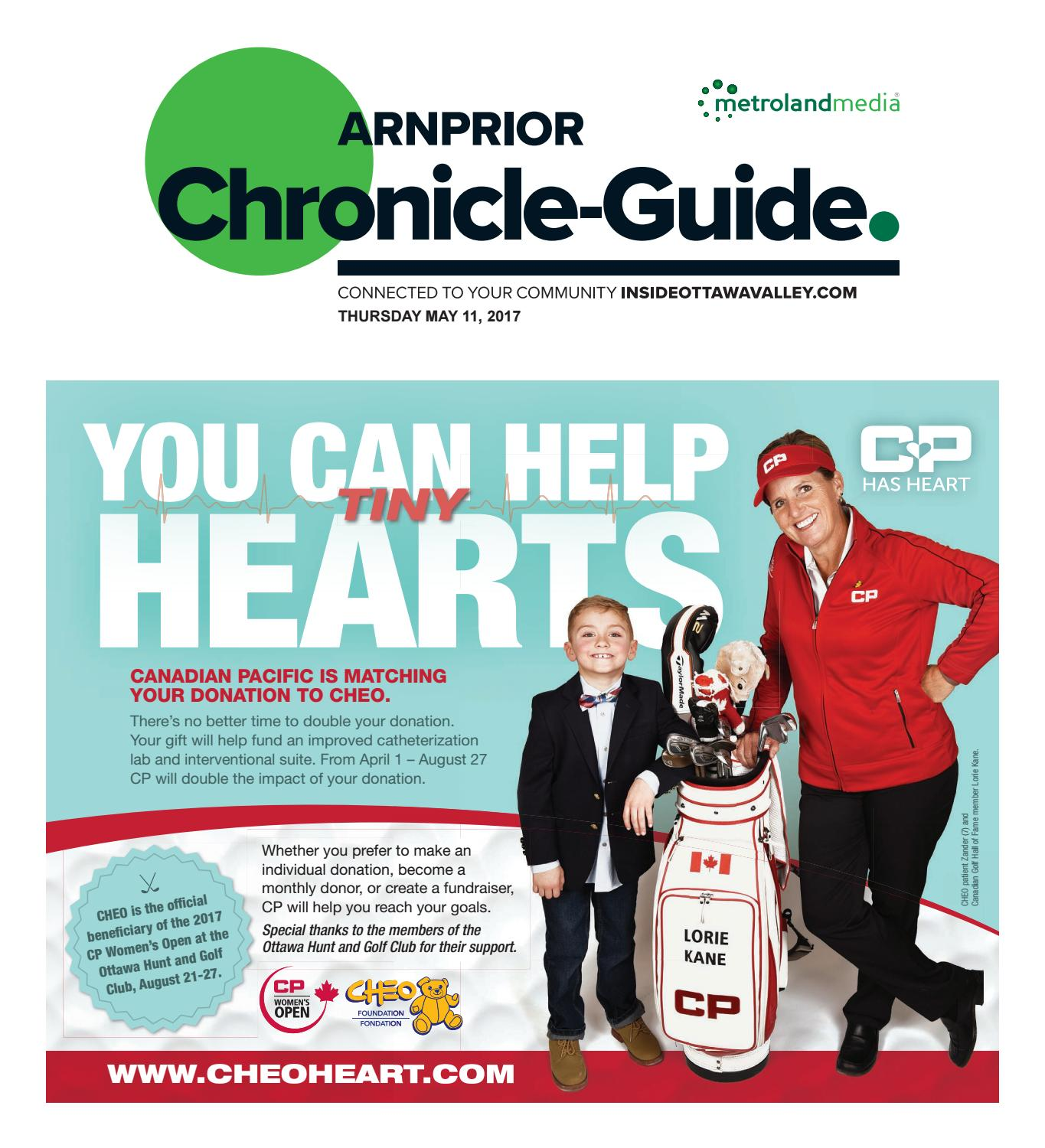 Arnprior051117 By Metroland East Arnprior Chronicle Guide Issuu