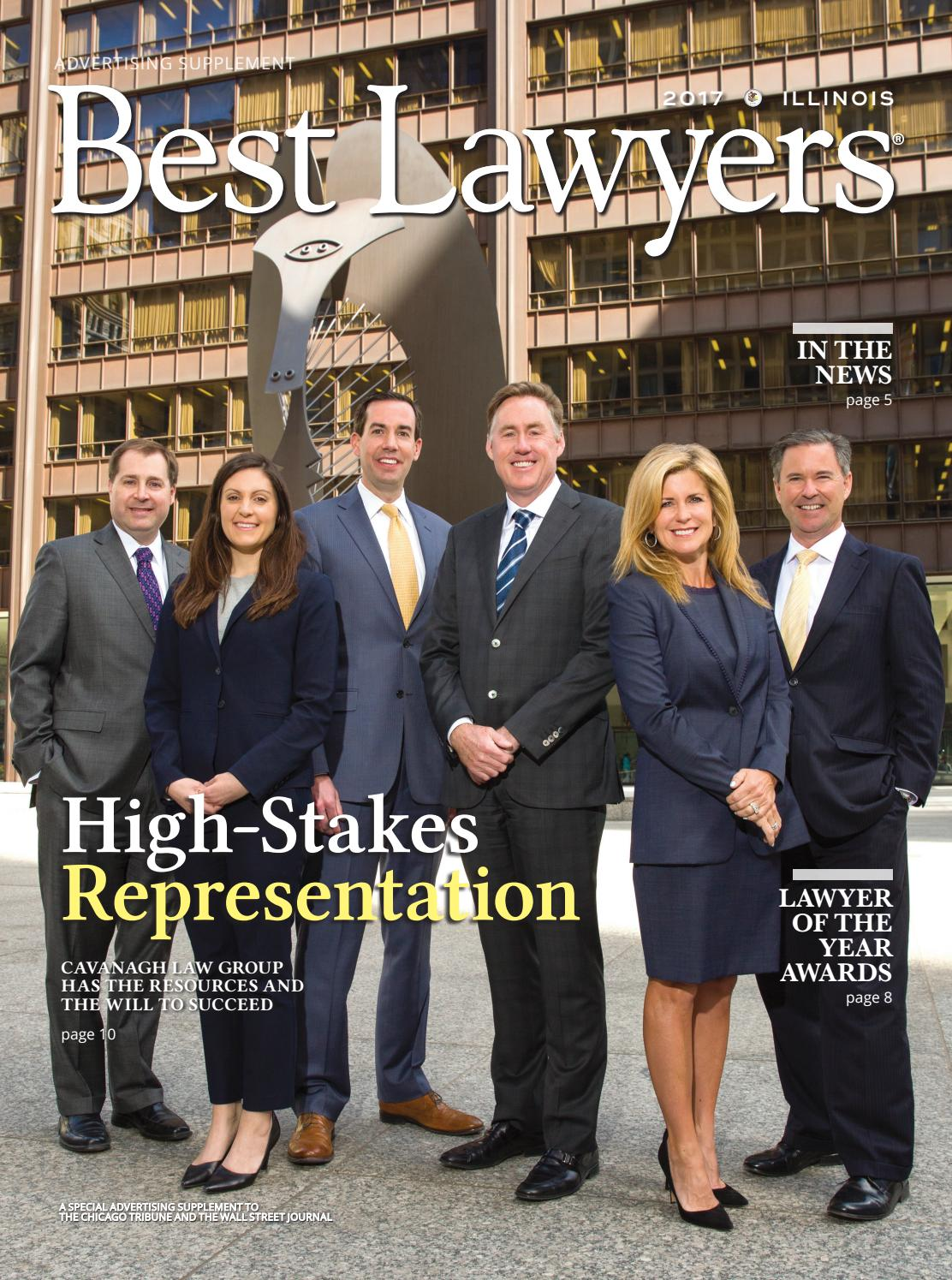 Best Lawyers in Illinois 2017 by Best Lawyers - issuu