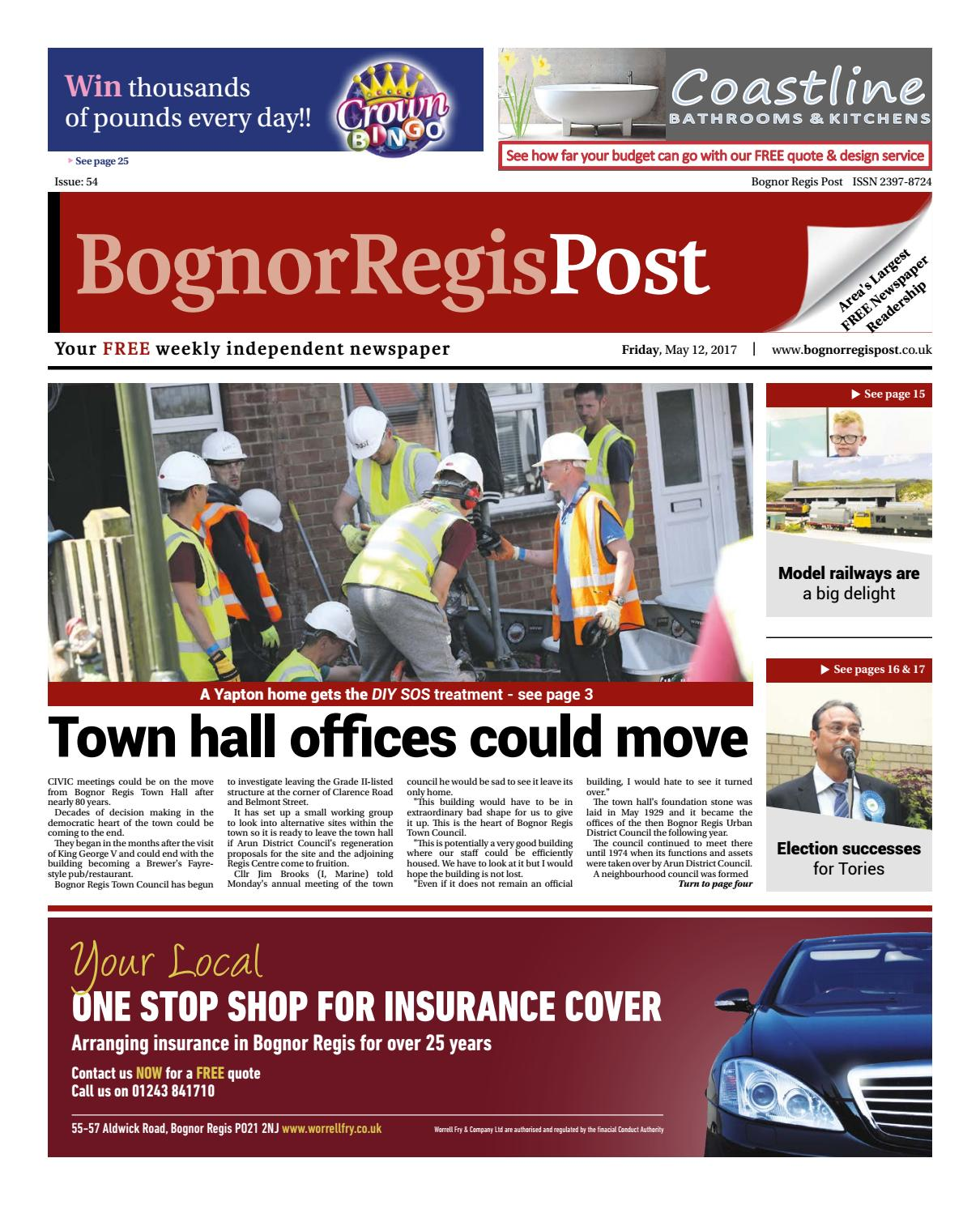 bedf70850f0 Bognor regis post issue 54 by Post Newspapers - issuu