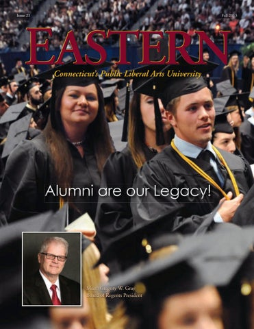 Eastern Magazine 2013 Fall by EasternCTStateUniversity - issuu