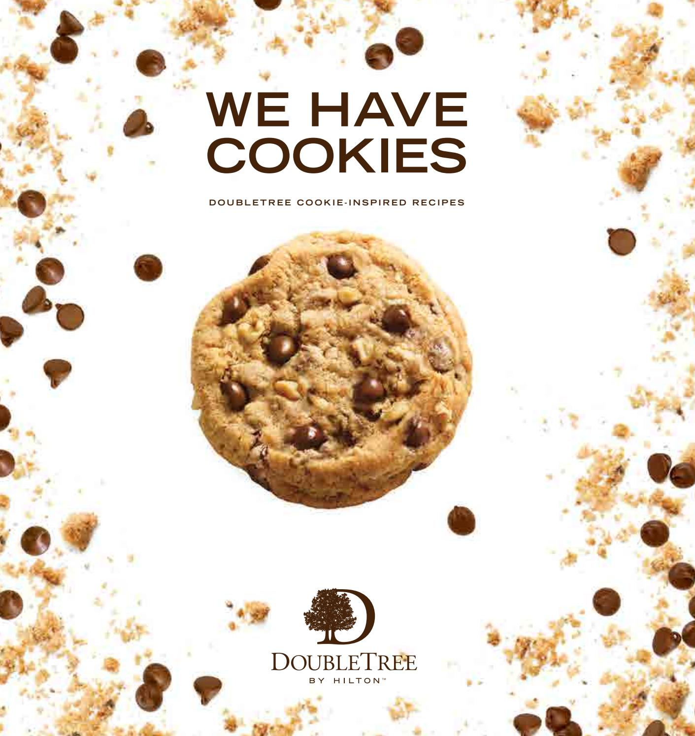 f614dbb6494 We Have Cookies  Taste the World of DoubleTree by Hilton by ...