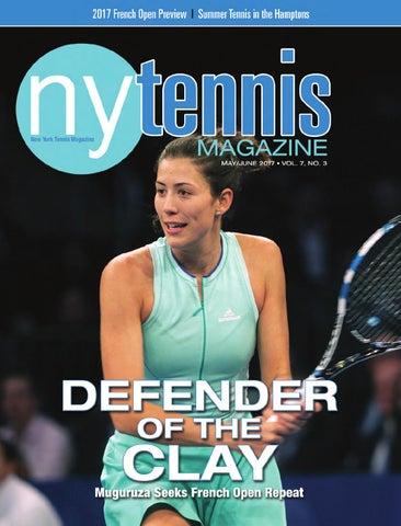 premium selection ff2a7 45e57 NYTennisMag.com • March April 2017 • New York Tennis Magazine
