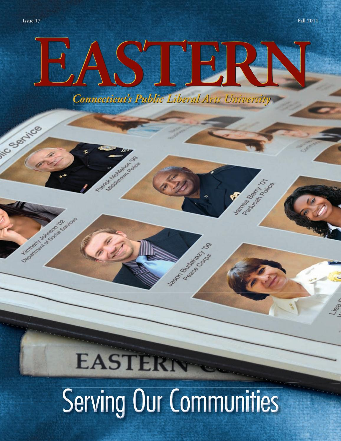 37da577d49dfd Eastern Magazine 2011 Fall by EasternCTStateUniversity - issuu
