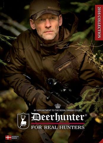 deba47997fa01 Deerhunter catalogue 2016 w prices by Kuhada - issuu