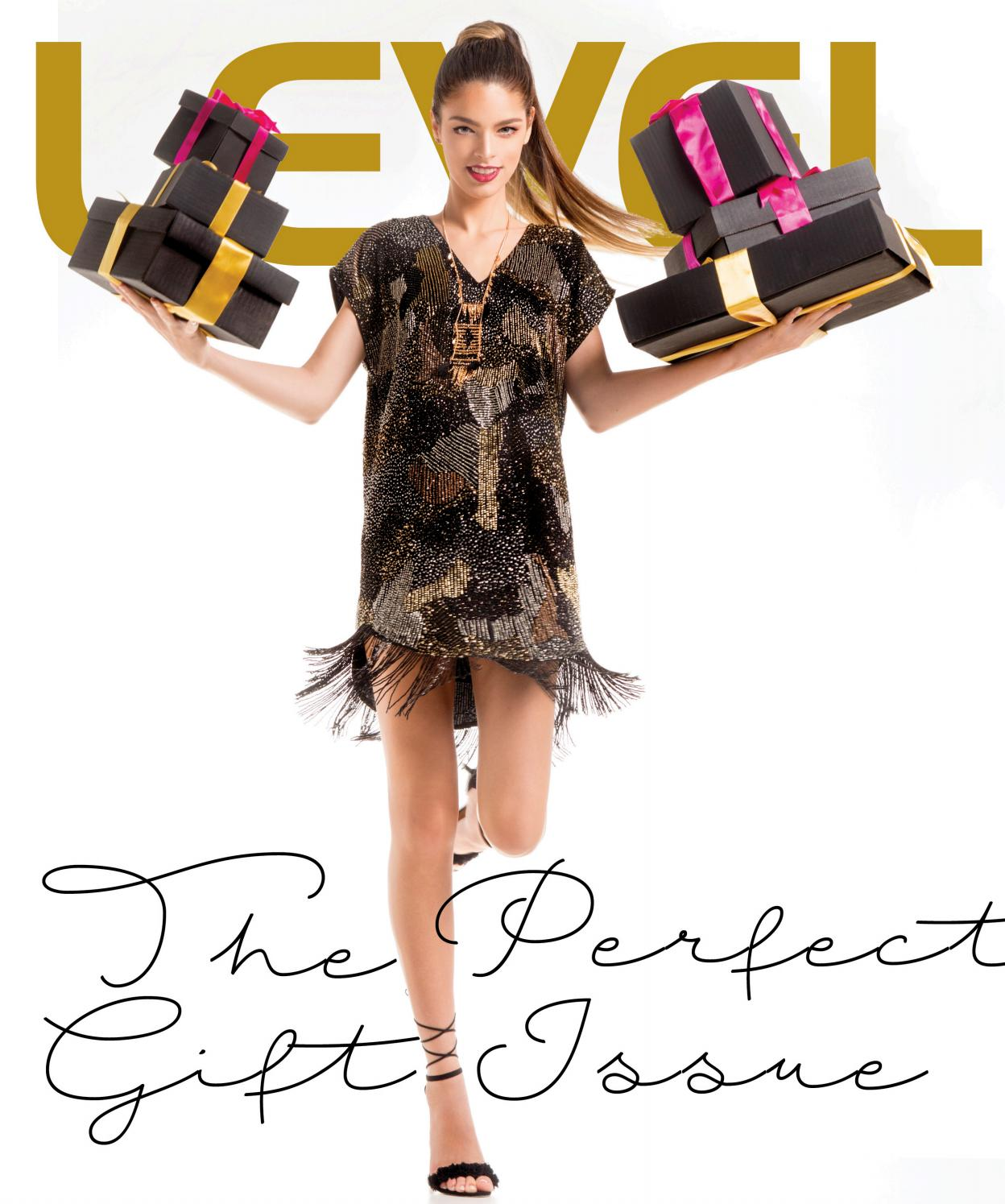 32861a2b78 53 The Perfect Gift Issue 2017 by Revista Level - issuu
